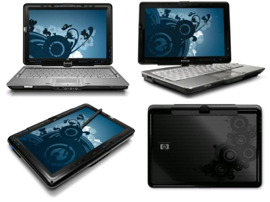 HP Laptop with Swivel Screen