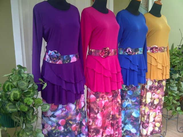 Grosir Sentra Industri Baju Gamis Pesta Cantik Muslimah