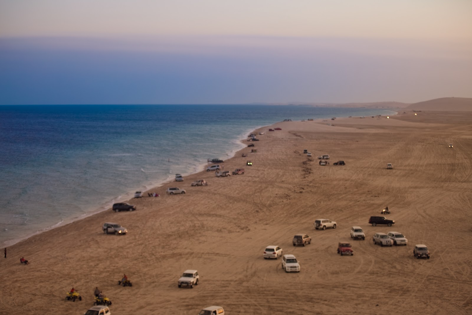 Mesaieed Qatar  city photos gallery : Arjunpuri in Qatar: Mesaieed Beach in Qatar