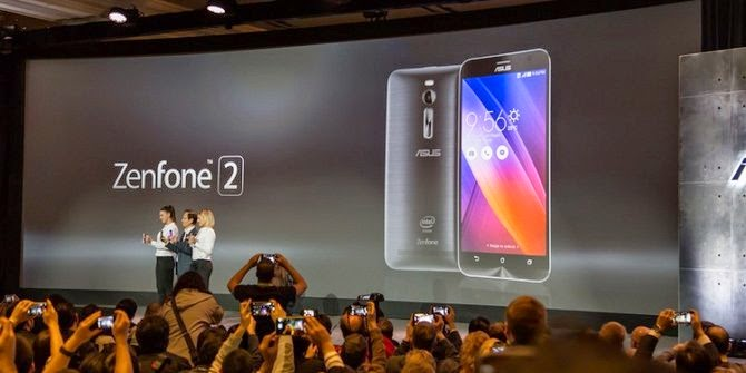 10 Fitur Unggulan Asus ZenFone 2