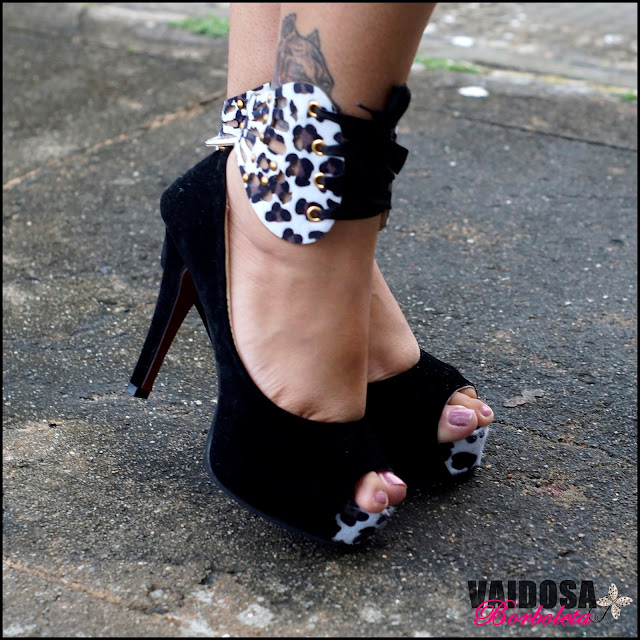 recebidos cn direct, peep toe cn direct, loja online cn direct, cndirect, sapato cn direct, mimos cn direct, lookbook cn direct, loja cn direct, sapato preto cn direct, animal print cn direct, look cn direct, vaidosa borboleta, thatiellen amorim, vida de blogueira, parceria cn direct