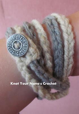 crochet-chain-bracelet