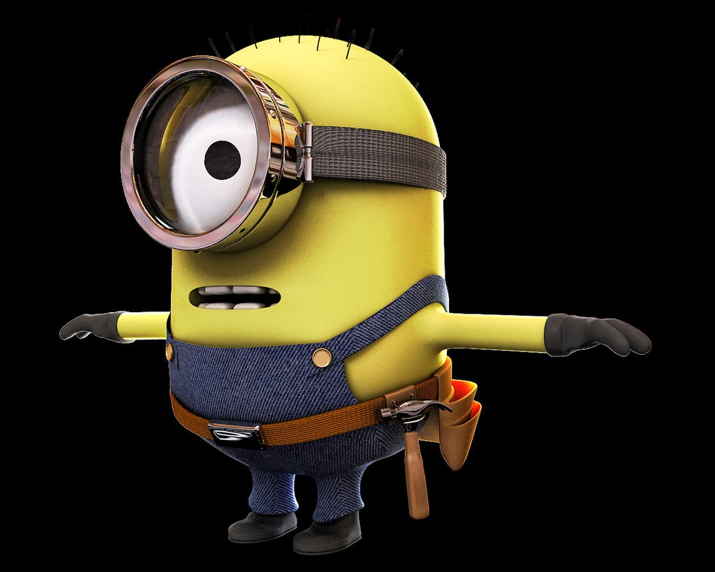 Minions funny free images oh my fiesta in english - Photo de minion ...