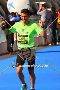 Maratón de Valencia 2013
