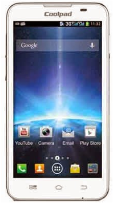 Spice Mi-496 Spice Coolpad 2 Android