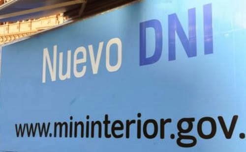 Casares on line nuevo documento actualizaci n del dni mayor a los 14 a os - Ministerio del interior renovacion dni ...