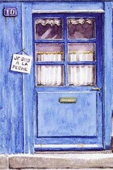 La porta es tanca durant uns dies...aviat es tornarà a obrir.