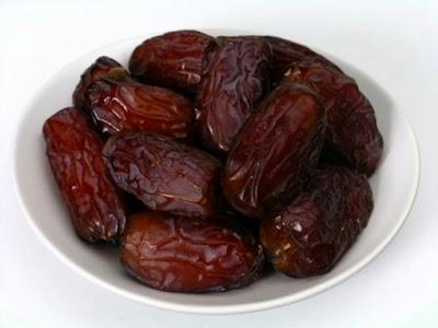kandungan nutrisi berharga buah kurma