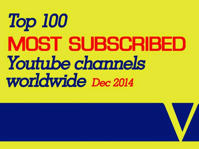 Top 100 most subscribed channel youtube khiêm vũ