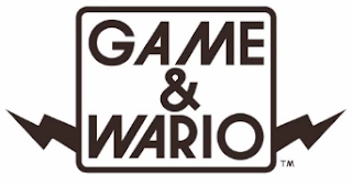 game and wario logo Game & Wario   Official Press Release