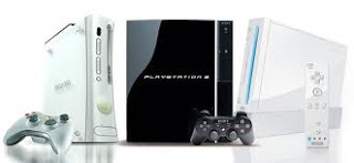 console PS3, Wii, Xbox360