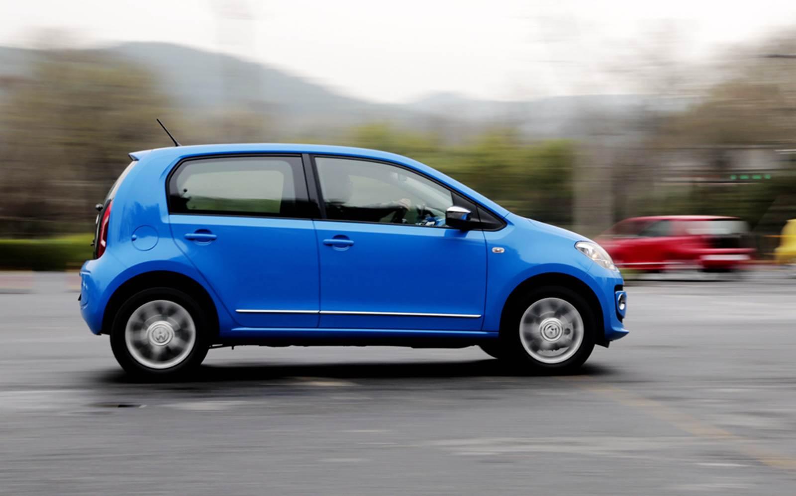 Volkswagen up! automático 2016 - China