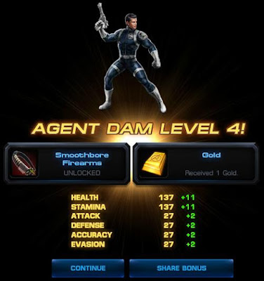 Simple (KISS): How to Level Up Faster in Marvel Avengers Alliance