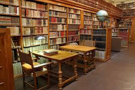 Biblioteca mobile o luogo per conservare libri di ogni genere