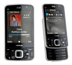 Nokia N96 Mobile Phone Stills