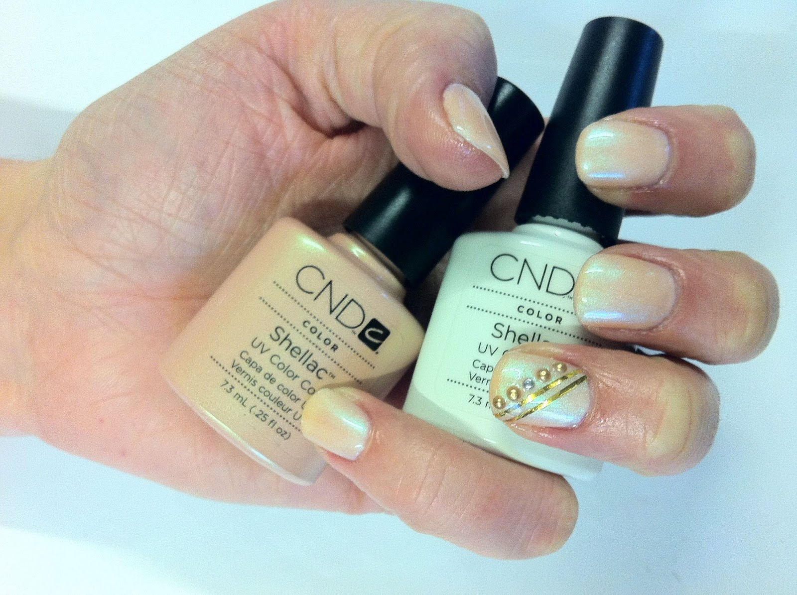 Nail Art Pictures: shellac nails