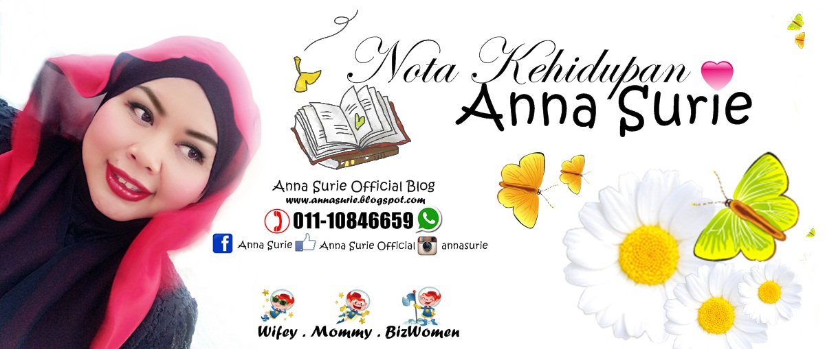 Nota Kehidupan ~ Anna Surie