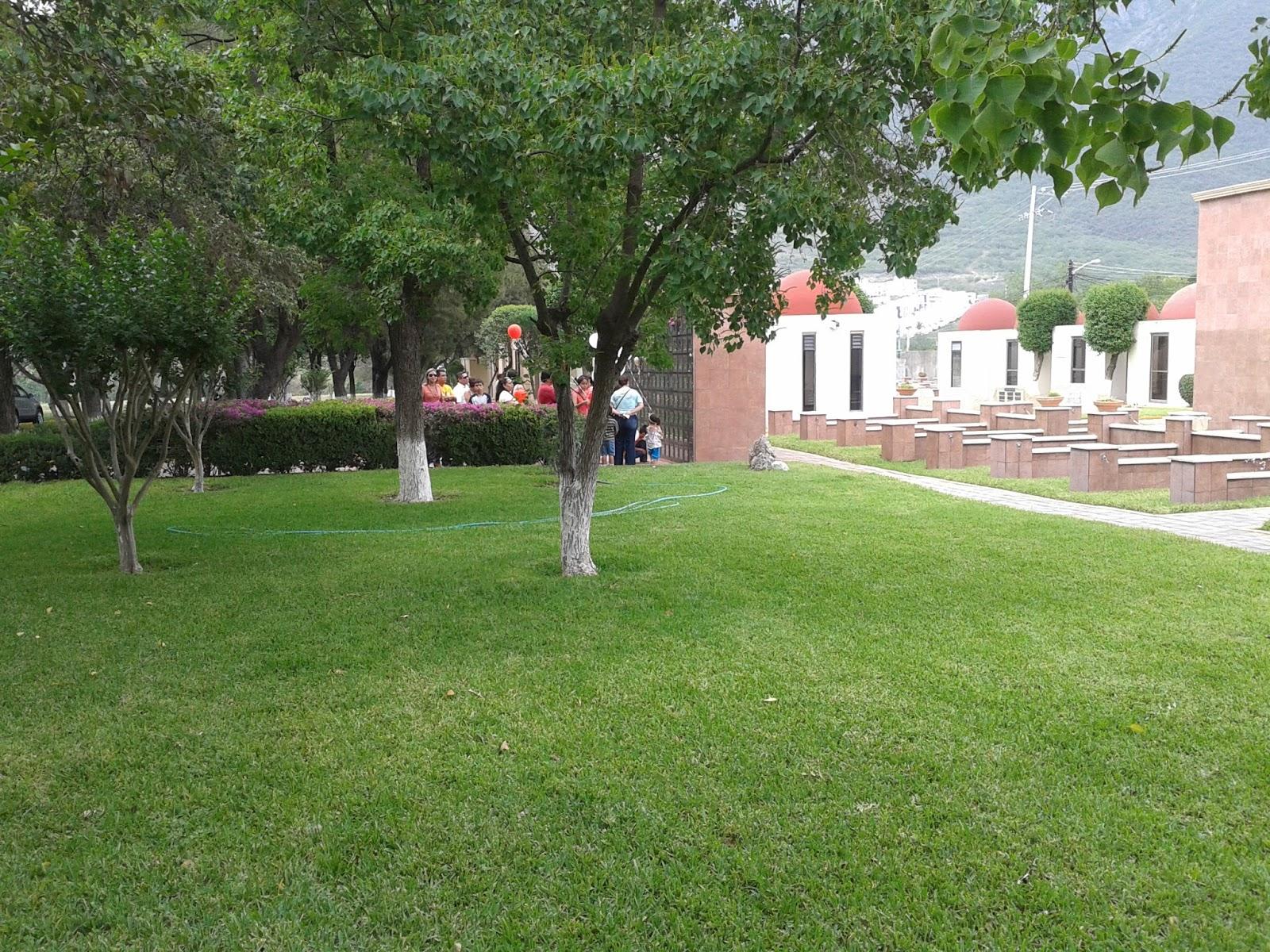 Grupo gayosso monterrey cementerio jard n del descanso for Cementerio jardin