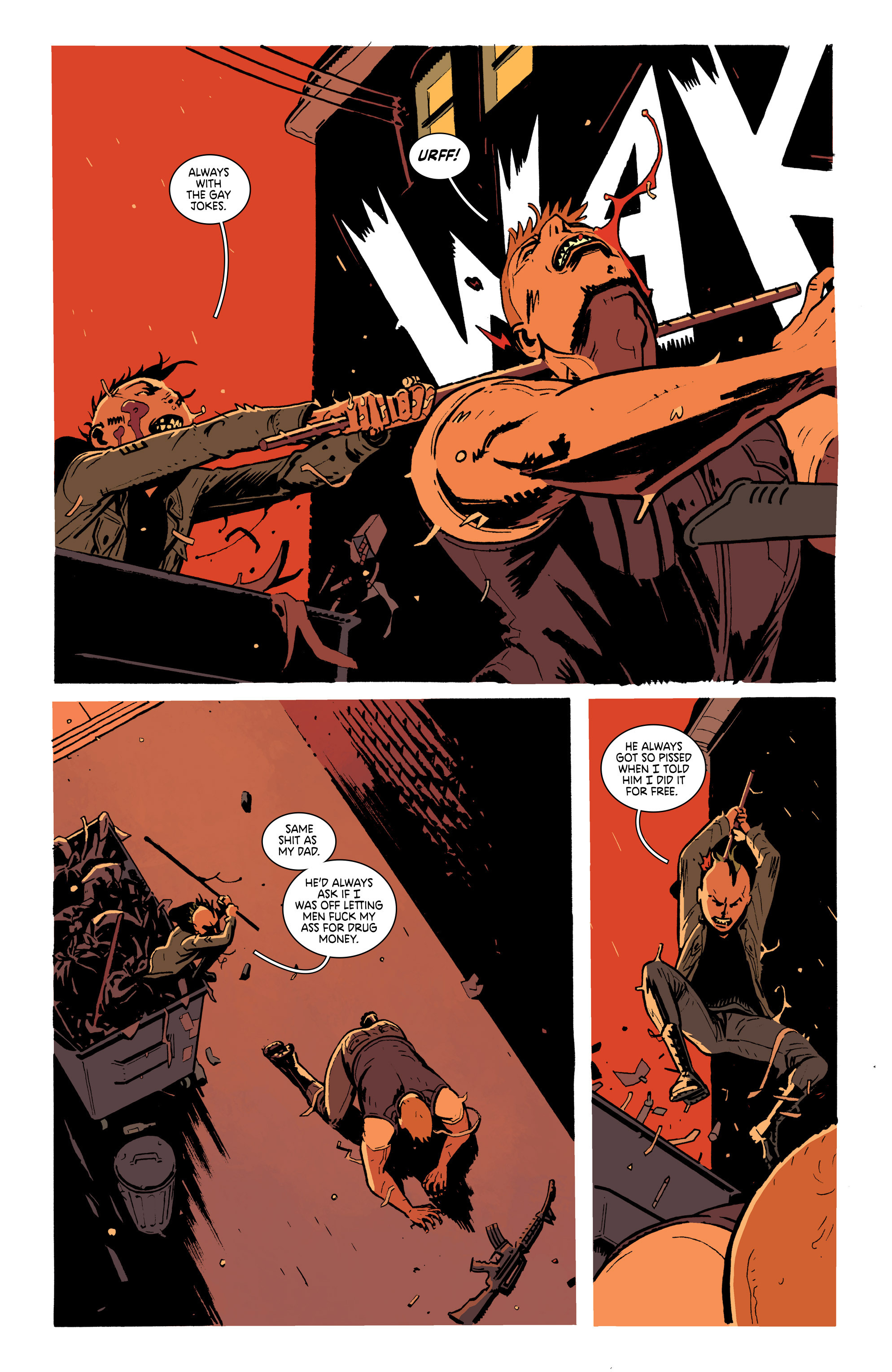 Read online Deadly Class comic -  Issue #19 - 10