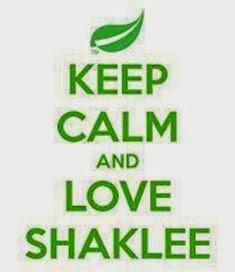 I LOVE SHAKLEE!
