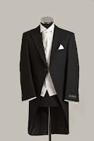 wedding suit hire, tail suit hire