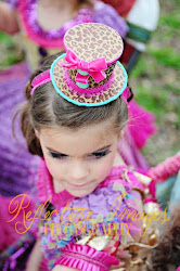 Leopard Top Hat Headband