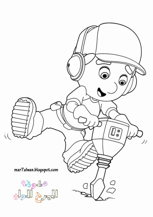 handy-manny coloring-pages