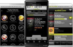 Audible Aplicación para escuchar tus eBooks