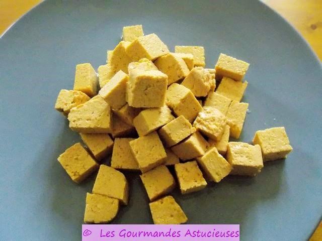 Comment faire du tofu fumé ?