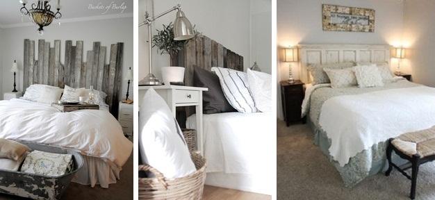 Coole Slaapkamer Ideeen : Je kunt een oude deur op zijn kant tegen de ...