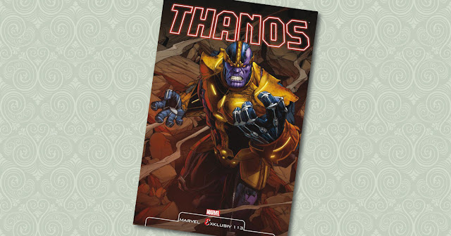 Marvel Exklusive Thanos Panini Cover