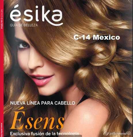 catalogo Esika C-14 2014 MX