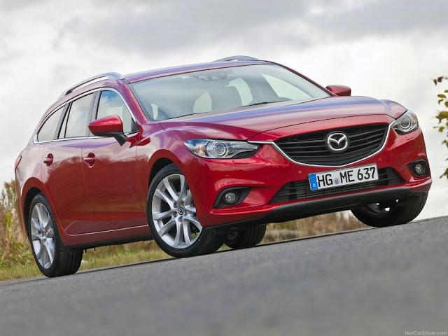 Mazda 6 Wagon image