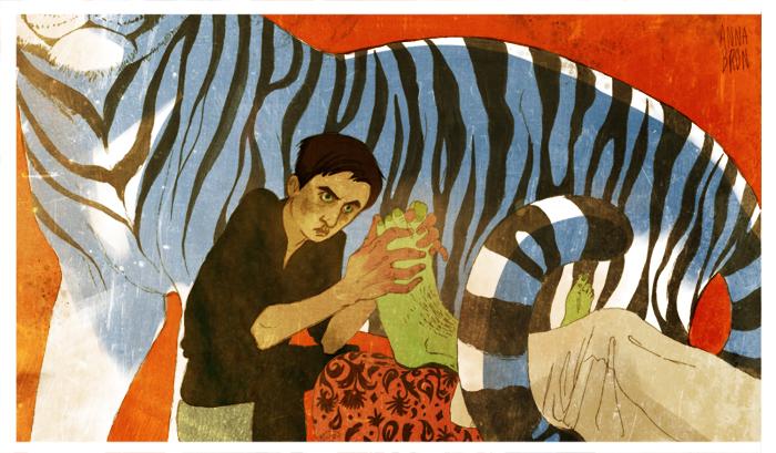 ìthe white tigerî by aravind adiga essay Critical and subversive essays, new  //wwwtheguardiancom/books/2011/jan/16/patrick-french-india-aravind-adiga  a bruce (2010) india's white.