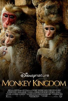Download Film Monkey Kingdom (2015)