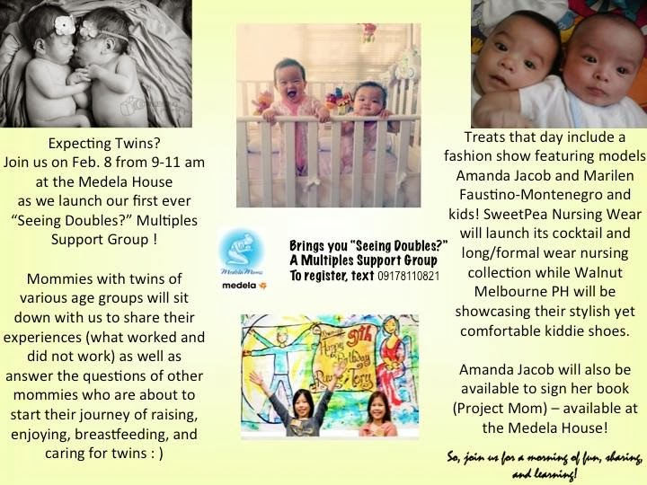 Breastfeeding Support Group for Moms with Multiples