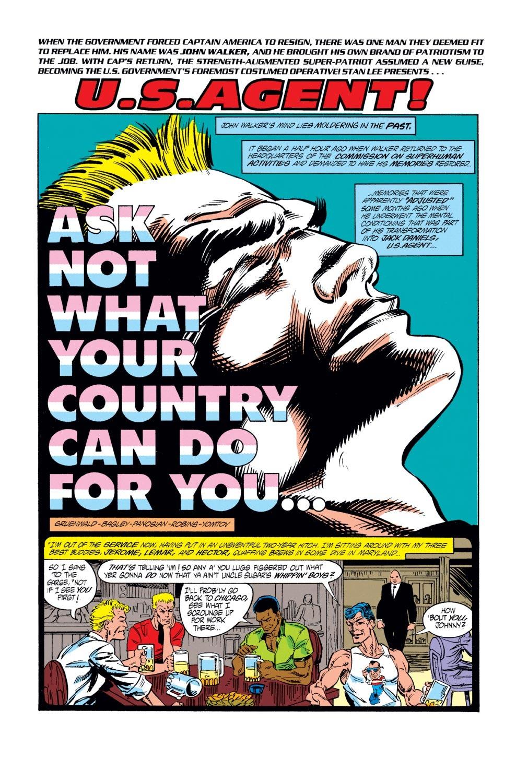 Captain America (1968) Issue #381 #314 - English 19