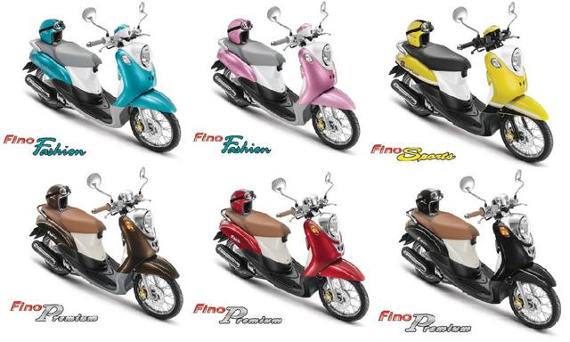 Modifikasi Yamaha Fino Indonesia