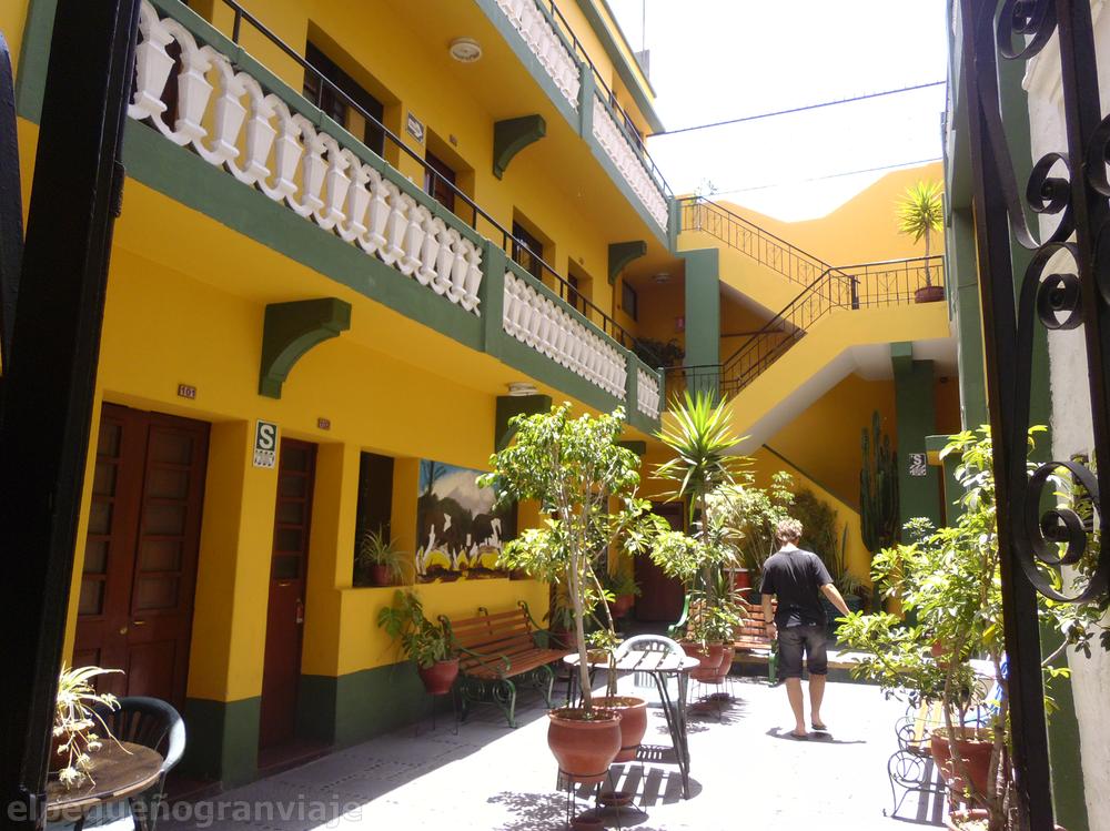 Hostel Santa Catalina Arequipa