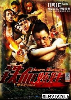 Phim Chiến Binh Nữ Hổ-Angel Warriors Full HD