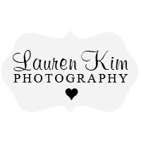 Lauren Kim Photography Logo