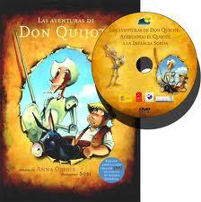Quijote para niños sordos