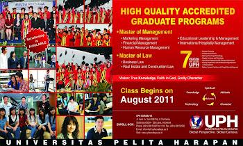 Promosi UPH Surabaya Jawa Timur 2 dan Situsnya.....