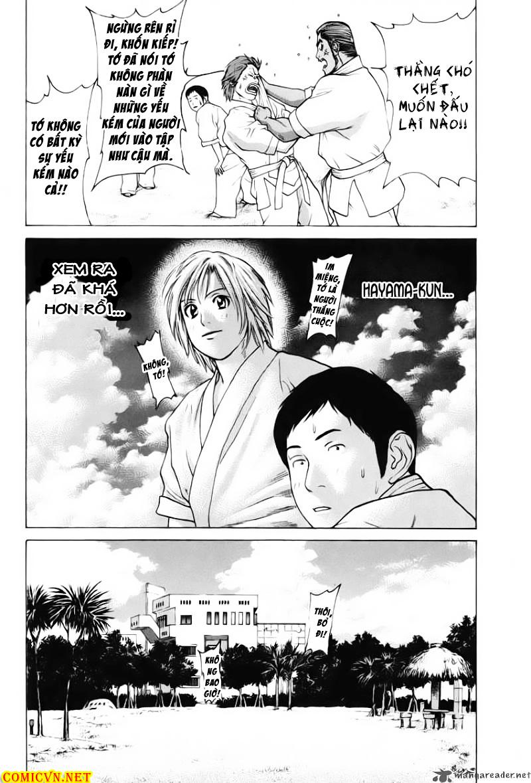 Karate Shoukoushi Kohinata Minoru chap 53 Trang 7