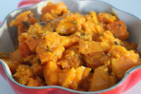 Sage-roasted butternut squash