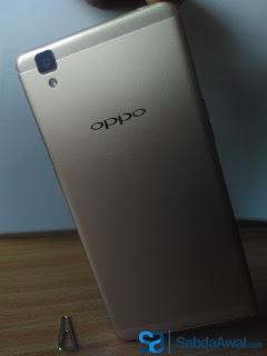 Spesifikasi dan harga Oppo R7s