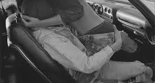 Sex dengan biras dalam kereta