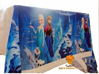 Accesorios de Fiestas Infantiles, Frozen