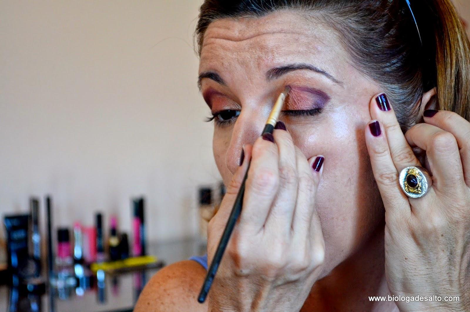 Maquiagem de inverno - Tutorial Neo Noir