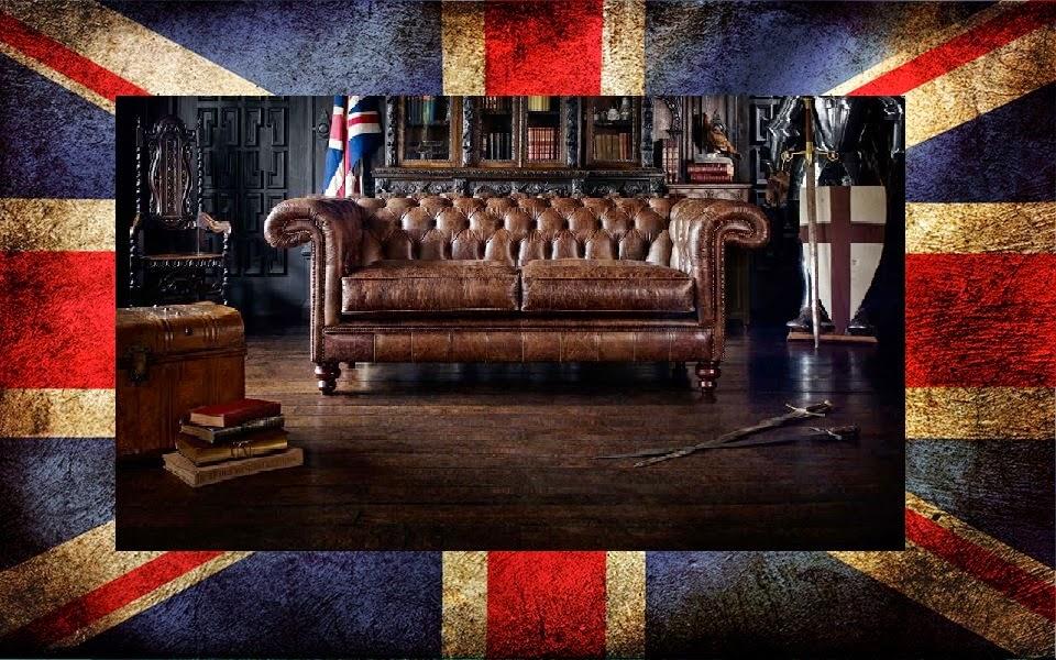 Divani chesterfield collins cooper originali inglesi for Avizzano arredamenti